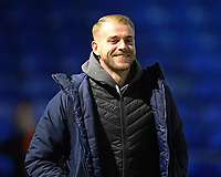Jack Whatmough of Portsmouth during Portsmouth vs Rotherham United, Sky Bet EFL League 1 Football at Fratton Park on 26th November 2019