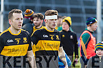 Gavin White Dr. Crokes players and supporters celebrate defeating Corofin in the Semi Final of the Senior Football Club Championship at the Gaelic Grounds, Limerick on Saturday.