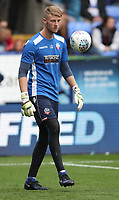 Bolton Wanderers' Jake Turner during the pre-match warm-up <br /> <br /> Photographer Rachel Holborn/CameraSport<br /> <br /> The EFL Sky Bet Championship - Bolton Wanderers v Leeds United - Sunday 6th August 2017 - Macron Stadium - Bolton<br /> <br /> World Copyright &copy; 2017 CameraSport. All rights reserved. 43 Linden Ave. Countesthorpe. Leicester. England. LE8 5PG - Tel: +44 (0) 116 277 4147 - admin@camerasport.com - www.camerasport.com