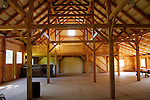 Hugh Lofting Timber Framing, Inc. Drobish Barn, 2006