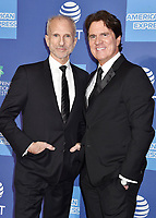 PALM SPRINGS, CA - JANUARY 03: John DeLuca (L) and Rob Marshall attend the 30th Annual Palm Springs International Film Festival Film Awards Gala at Palm Springs Convention Center on January 3, 2019 in Palm Springs, California.<br /> CAP/ROT/TM<br /> ©TM/ROT/Capital Pictures