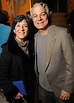 Dena Marks and Dale Marks at a dessert reception for Louis Gossett Jr. and the Anti-Defamation League at Chateau Carnarvon Tuesday Nov. 11, 2014.(Dave Rossman photo)