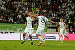 Once Caldas igualó 2-2 ante Atlético Nacional. Final ida Copa Colombia 2018.