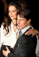 Tom Cruise and Katie Holmes - Collector photos