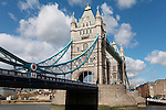 Tower Bridge, London, UK