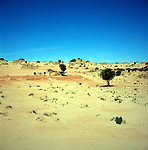 Australia The Walls of China, Mungo National Park, New South Wales, Australia - oldest human remains and settlement sites found in Australia