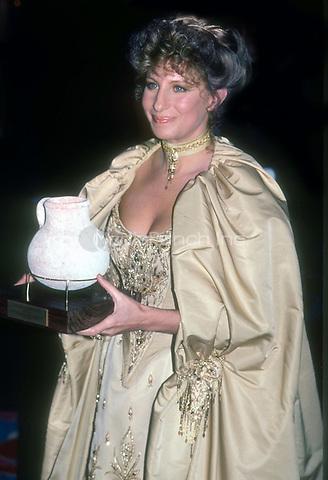 #BarbaraStreisand 1984<br /> Photo by John Barrett/PHOTOlink.net / MediaPunch