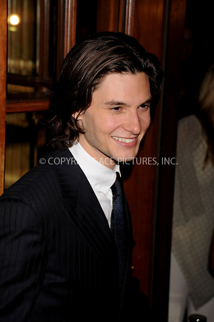 WWW.ACEPIXS.COM . . . . .....September 8, 2008. Toronto, Canada....Actor Ben Barnes attends the 2008 Toronto Film Festival Premiere of 'Easy Virtue' held at Elgin Theatre in Toronto, Canada...  ....Please byline: Kristin Callahan - ACEPIXS.COM..... *** ***..Ace Pictures, Inc:  ..Philip Vaughan (646) 769 0430..e-mail: info@acepixs.com..web: http://www.acepixs.com