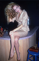 JERRY HALL 1985<br /> Photo By Adam Scull/PHOTOlink.net