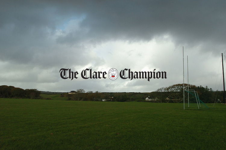 Thre new football pitches in Lissyacsey.