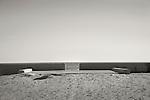 Chalker Beach. CT. Shoreline construction view.