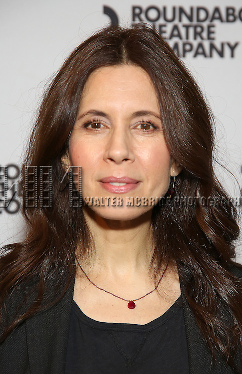 Jessica Hecht attends the photocall for the Roundabout Theater Company production of Arthur Miller's 'The Price' at The Roundabout Theatre Studios on January 19, 2017 in New York City.