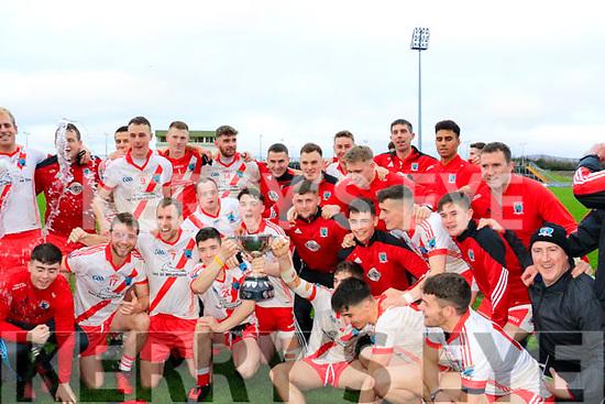 An Ghaeltacht winners of the Castleisland Mart Intermediate Championship