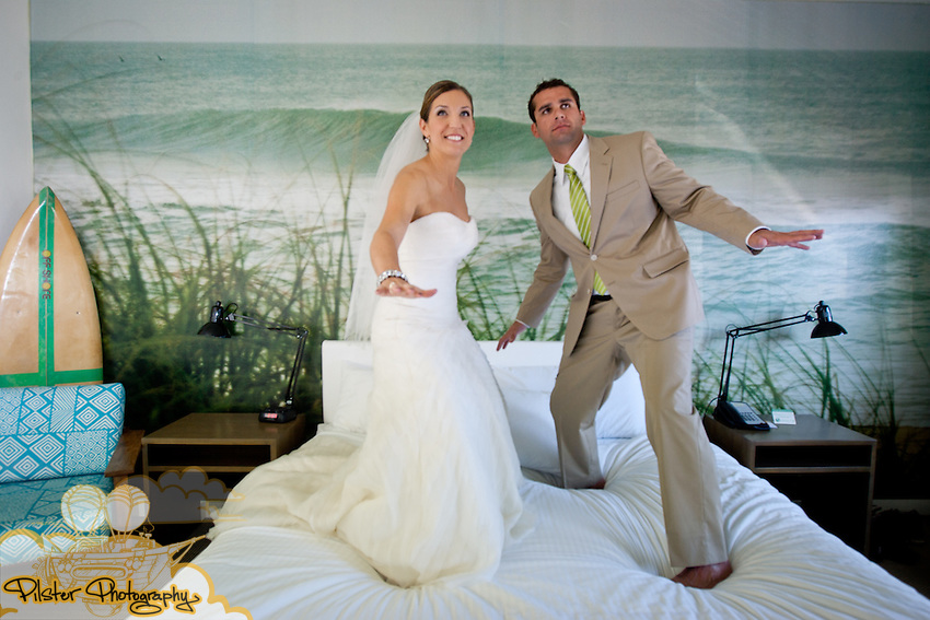 Tori (Victoria) Joel and Matt Untiet wedding on Saturday, November 12, 2011 at the Postcard Inn in St. Pete Beach, Florida. (Chad Pilster of http://www.PilsterPhotography.net)