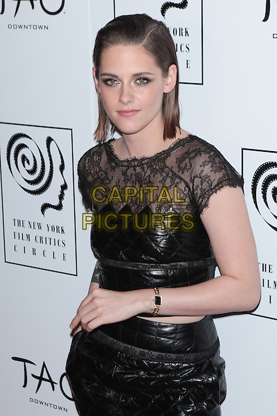 NEW YORK, NY - JANUARY 4: Ksten Stewart at the New York Film Critics Circle Awards at TAO Downtown in New York City on January 4, 2016. <br /> CAP/MPI99<br /> &copy;MPI99/Capital Pictures