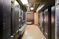 Quality Install Sleek Mechanical Room