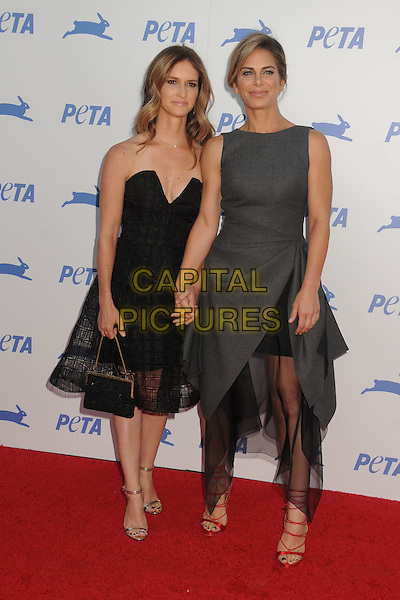 30 September 2015 - Hollywood, California - Heidi Rhoades, Jillian Michaels. PETA 35th Anniversary Gala held at the Hollywood Palladium. <br /> CAP/ADM/BP<br /> &copy;BP/ADM/Capital Pictures