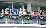 """QUEEN ATTENDS EPSOM DERBY.at the start of her Diamond Jubilee Celebrations..Other Royals present wereThe Duke of Edinburgh, Prince Andrew, Princess Beatrice, Princess Eugenie, Prince Edward, Sophie,Countess of Wessex, Prince Michael and Princess Michael of Kent_02/06/2012.Mandatory credit photo: ©Dias/NEWSPIX INTERNATIONAL..(Failure to credit will incur a surcharge of 100% of reproduction fees)..                **ALL FEES PAYABLE TO: """"NEWSPIX INTERNATIONAL""""**..IMMEDIATE CONFIRMATION OF USAGE REQUIRED:.DiasImages, 31a Chinnery Hill, Bishop's Stortford, ENGLAND CM23 3PS.Tel:+441279 324672  ; Fax: +441279656877.Mobile:  07775681153.e-mail: info@newspixinternational.co.uk"""