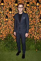 PACIFIC PALISADES, CA - OCTOBER 06: Sterling Beaumon arrives at the 9th Annual Veuve Clicquot Polo Classic Los Angeles at Will Rogers State Historic Park on October 6, 2018 in Pacific Palisades, California.<br /> CAP/ROT/TM<br /> &copy;TM/ROT/Capital Pictures