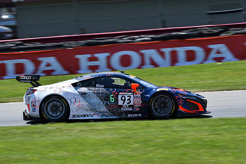 Pirelli World Challenge<br /> Grand Prix of Mid-Ohio<br /> Mid-Ohio Sports Car Course, Lexington, OH USA<br /> Sunday 30 July 2017<br /> Peter Kox<br /> World Copyright: Richard Dole/LAT Images<br /> ref: Digital Image RD_MIDO_17_307