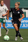 18 July 2009: Washington's Lori Lindsey. The Washington Freedom defeated Saint Louis Athletica 1-0 at the RFK Stadium in Washington, DC in a regular season Women's Professional Soccer game.