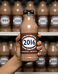 1607-84 172<br /> <br /> 1607-84 Chocolate Milk Trophy Case<br /> <br /> Celebrating BYU's 19th Year as the #1 Stone Cold Sober School.<br /> <br /> June 28, 2016<br /> <br /> Photo by Jaren Wilkey/BYU<br /> <br /> &copy; BYU PHOTO 2016<br /> All Rights Reserved<br /> photo@byu.edu  (801)422-7322