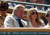 The Championships Wimbledon 07/07/2007<br />