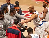 Knicks v. Wizards