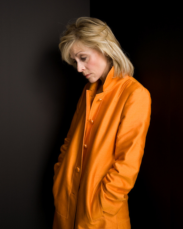 "Actress Judith Light photographed for the Creative Coalition ""It Starts with the Arts"" Project"