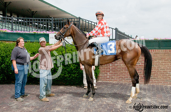 Sensational Value winning at Delaware Park on 7/11/13