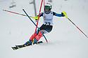 5/01/2018 under 16 girls slalom run 2
