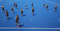during the Pro League Hockey match between the Blacksticks Women and Belgium, National Hockey Arena, Auckland, New Zealand, Sunday 2 February 2020. Photo: Simon Watts/www.bwmedia.co.nz