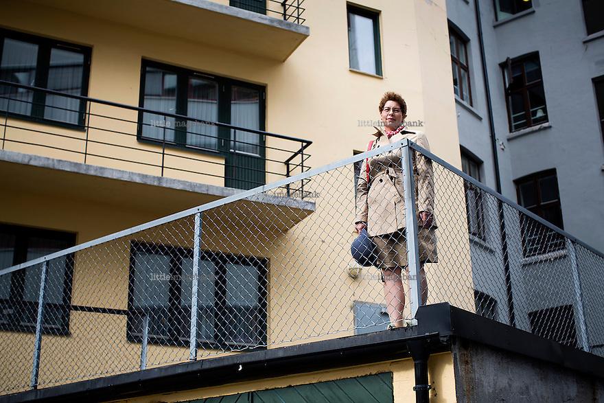 Oslo, Norge, 29.08.2014. Vera Schwach, er forsker hos NTNU, på permisjon fra SIFU. Foto: Christopher Olssøn.