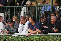 HALLANDALE BEACH, FL - FEB 3:  Scenes from Holy Bull Stakes Day at Gulfstream Park on February 3, 2018 in Hallandale Beach, Florida. (Photo by Liz Lamont/Eclipse Sportswire/Getty Images)