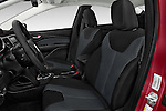Front seat view of a 2015 Dodge Dart SE 4 Door Sedan Front Seat car photos