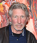 Musician Roger Waters after a performance in 'The Exonerated' at the Culture Project in New York City. November 27, 2012.