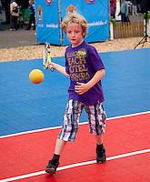 13-06-10, Tennis, Rosmalen, Unicef Open, Kids