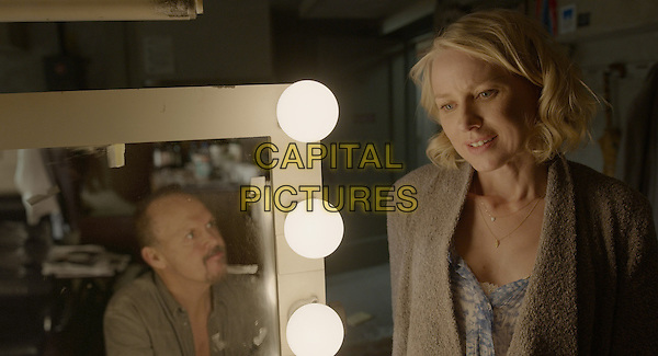 Michael Keaton, Naomi Watts<br /> in Birdman or (The Unexpected Virtue of Ignorance) (2014) <br /> *Filmstill - Editorial Use Only*<br /> CAP/FB<br /> Image supplied by Capital Pictures