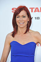 Carrie Preston at the world premiere of &quot;Sex Tape&quot; at the Regency Village Theatre, Westwood.<br /> July 10, 2014  Los Angeles, CA<br /> Picture: Paul Smith / Featureflash