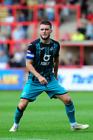 Matt Grimes of Swansea City during the pre season friendly match between Exeter City and Swansea City at St James Park in Exeter, England, UK. Saturday, 20 July 2019