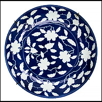 BNPS.co.uk (01202 558833)<br /> Pic: Hansons/BNPS<br /> <br /> A rare 18th century Chinese plate which was languishing at the back of a kitchen cupboard has sold at auction for a whopping &pound;275,000.<br /> <br /> The antique, which carries the reign mark for Emperor Yongzheng (1723-1735), had been tucked away in a box at a home in South Derbyshire since its owners inherited it from their grandmother two years ago.<br /> <br /> Their grandmother hung the plate on her wall with a metal plate mount around it which has now been removed.<br /> <br /> The plate had attracted major interest in China with several potential Chinese buyers visiting the auction house to take a closer look before the sale.