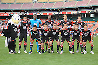 D.C. United Starting Eleven. D.C. United defeated Toronto FC 3-1 at RFK Stadium, Saturday May 19, 2012.