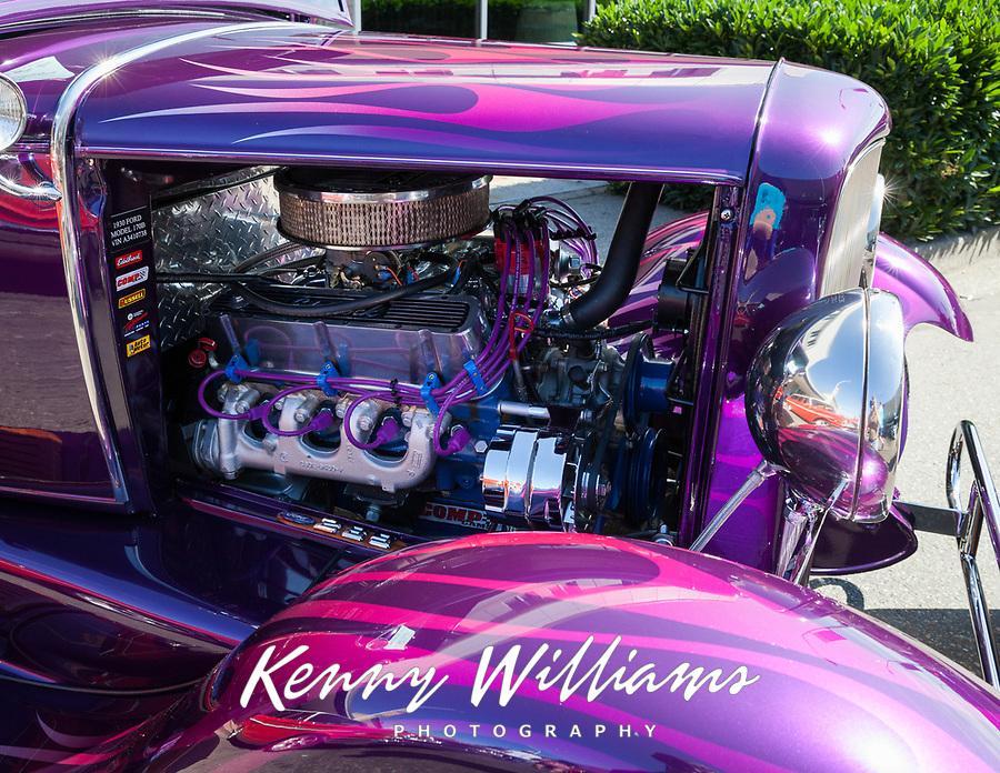 Return to Renton Auto Show 2017, Washington, USA.
