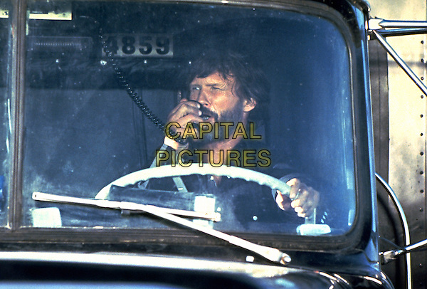 Kris Kristofferson<br /> in Convoy (1978) <br /> *Filmstill - Editorial Use Only*<br /> CAP/NFS<br /> Image supplied by Capital Pictures