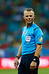Bjorn Kuipers (Referee), JUNE 20, 2014 - Football /Soccer : FIFA World Cup Brazil 2014 Group E match between Switzerland 2-5 France at Arena Fonte Nova, Salvador, Brazil. (Photo by D.Nakashima/AFLO)