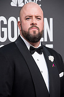 Chris Sullivan arrives at the 75th Annual Golden Globe Awards at the Beverly Hilton in Beverly Hills, CA on Sunday, January 7, 2018.<br /> *Editorial Use Only*<br /> CAP/PLF/HFPA<br /> &copy;HFPA/Capital Pictures