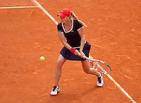 01-06-13, Tennis, France, Paris, Roland Garros, Alize Cornet