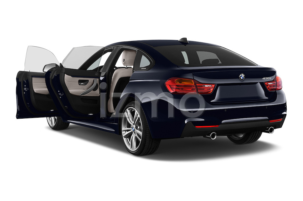 Car images of a 2015 BMW SERIES 4 M Sport 2WD AT 5 Door Hatchback 2WD Doors