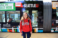 Streetcar - Seattle U wrap