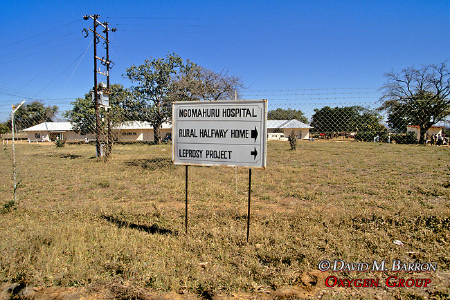 Sign For Hospital Halfway Home And Leprosy Project